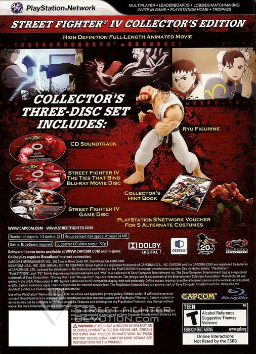 Street Fighter Devotion